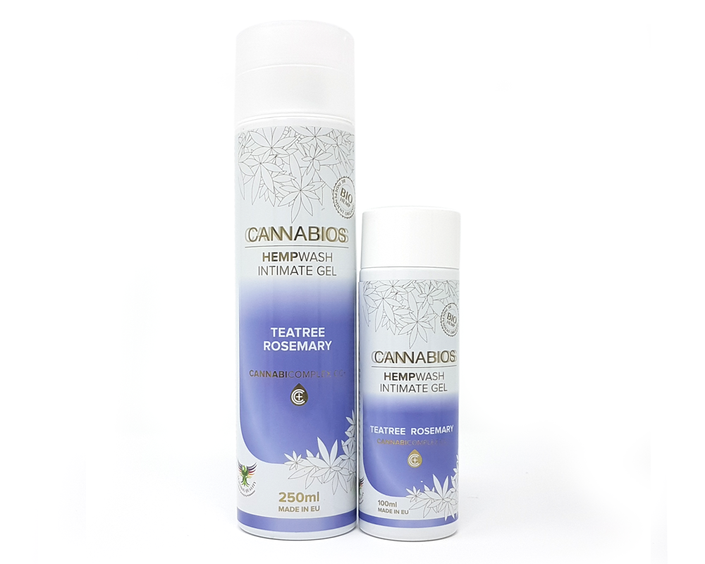 cannabios intimate gel