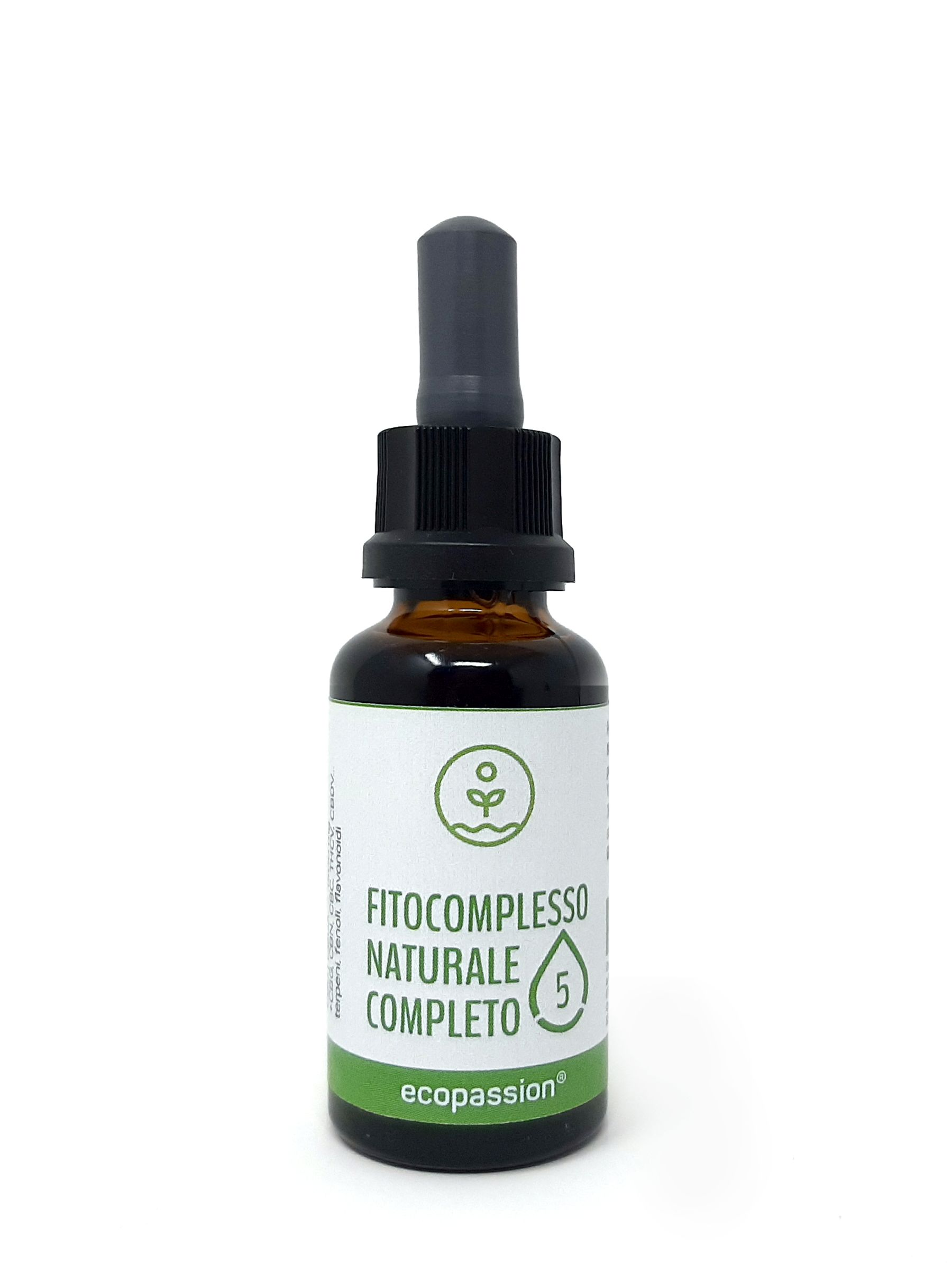 WE0530CBD EP fitocomplesso 5%-30ml